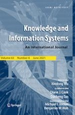 Knowledge and Information Systems 6/2021