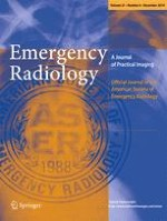 Emergency Radiology 6/2014