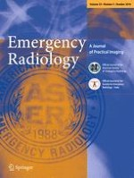 Emergency Radiology 5/2016