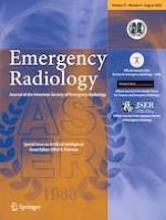 Emergency Radiology 4/2020