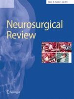 Neurosurgical Review 3/2015