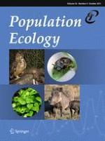 Population Ecology 4/2011