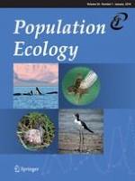 Population Ecology 1/2014