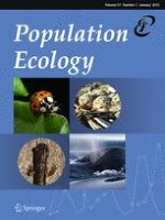 Population Ecology 1/2015