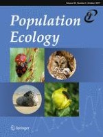 Population Ecology 4/2017