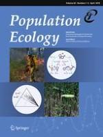 Population Ecology 1-2/2018