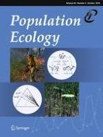 Population Ecology 4/2018