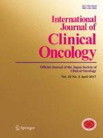 International Journal of Clinical Oncology 2/2017