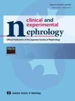 Clinical and Experimental Nephrology 2/2012
