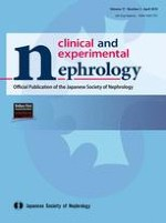 Clinical and Experimental Nephrology 2/2013