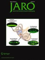 Journal of the Association for Research in Otolaryngology 5/2017