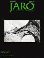 Journal of the Association for Research in Otolaryngology 6/2017
