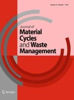 Journal of Material Cycles and Waste Management 1/2012