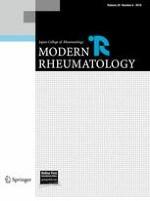 Modern Rheumatology 6/2010