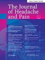 The Journal of Headache and Pain 2/2009
