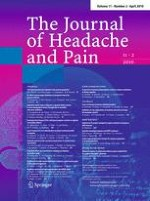 The Journal of Headache and Pain 2/2010