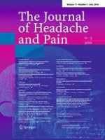 The Journal of Headache and Pain 3/2010