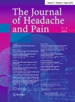 The Journal of Headache and Pain 4/2010