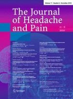 The Journal of Headache and Pain 6/2010