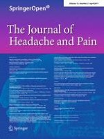 The Journal of Headache and Pain 2/2011