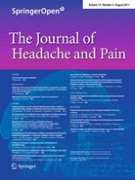 The Journal of Headache and Pain 4/2011