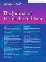 The Journal of Headache and Pain 6/2011