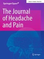 The Journal of Headache and Pain 2/2012