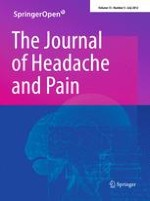 The Journal of Headache and Pain 5/2012