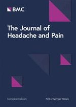 The Journal of Headache and Pain 1/2013