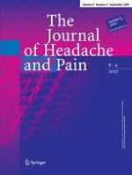 The Journal of Headache and Pain 4/2007