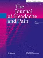 The Journal of Headache and Pain 3/2008