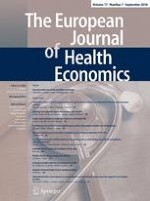 The European Journal of Health Economics 7/2016