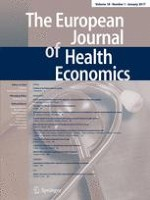 The European Journal of Health Economics 1/2017