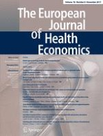 The European Journal of Health Economics 8/2017
