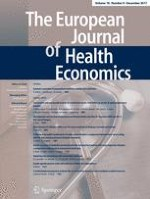 The European Journal of Health Economics 9/2017