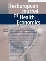The European Journal of Health Economics 1/2018