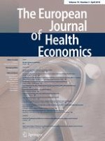 The European Journal of Health Economics 3/2018