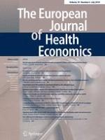 The European Journal of Health Economics 6/2018
