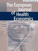 The European Journal of Health Economics 9/2018
