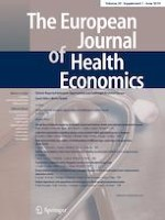 The European Journal of Health Economics 1/2019