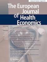 The European Journal of Health Economics 6/2019
