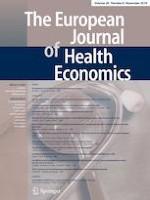 The European Journal of Health Economics 8/2019