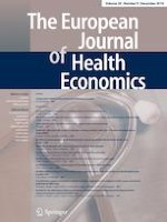 The European Journal of Health Economics 9/2019