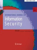 International Journal of Information Security 4/2007