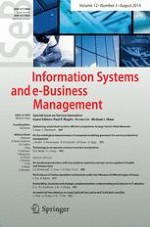 Information Systems and e-Business Management 3/2014
