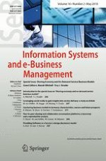 Information Systems and e-Business Management 2/2018