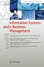 Information Systems and e-Business Management 1/2020