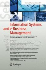 Information Systems and e-Business Management 2/2011