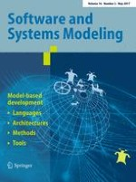 Software & Systems Modeling 2/2017