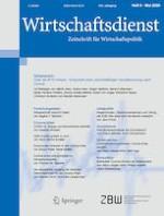 Wirtschaftsdienst 5/2020